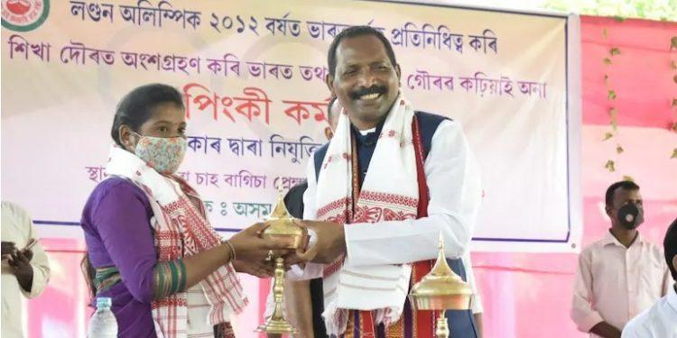 Assam: London Olympics torch bearer Pinky Karmakar gets temporary job for 3 months 1