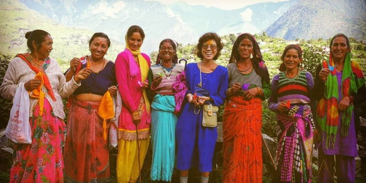 Behavioral Economics of Trade by the Himalayan Mountain Women 1