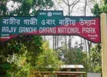 Assam environmental group demands deletion of Rajiv Gandhi from Orang National Park name 2