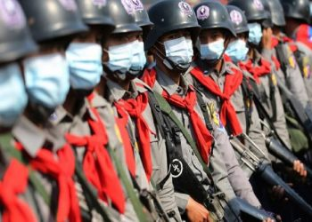 Myanmar junta pressurising Northeast militant outfits to join offensive against armed opposition groups: Sources 3