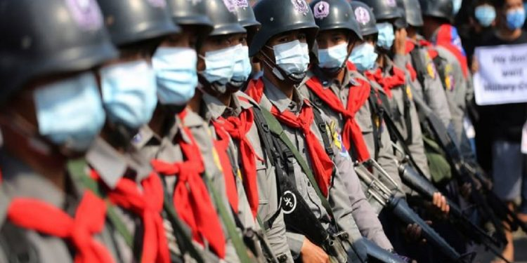 Myanmar junta pressurising Northeast militant outfits to join offensive against armed opposition groups: Sources 1