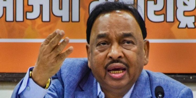 Union Minister Narayan Rane faces arrest over 'would have slapped Uddhav Thackeray' jab 1
