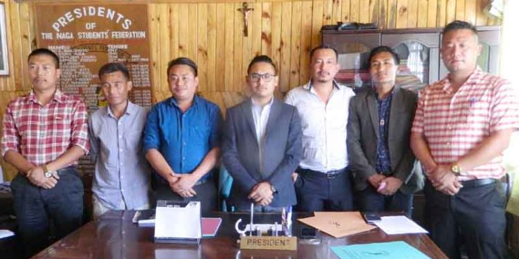 Naga Students' Federation to hold federal assembly in Senapati on September 18 1
