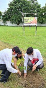 Assam: PAN KV Maligaon Alumni Association initiates plantation drive in Guwahati 4