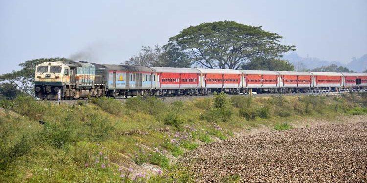 train NF Railway NFR