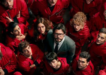 Much-awaited season 5 of Money Heist released on Netflix 2