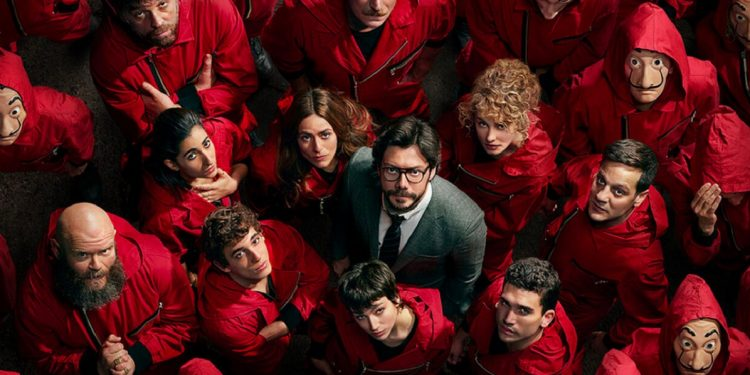 Much-awaited season 5 of Money Heist released on Netflix 1