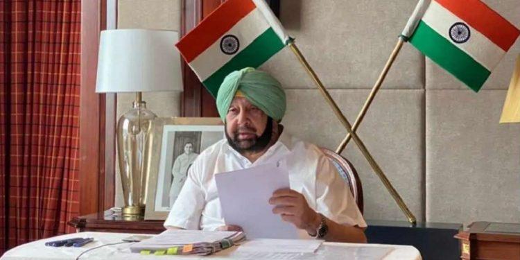 Quitting Congress, says ex-Punjab CM Captain Amrinder Singh 1