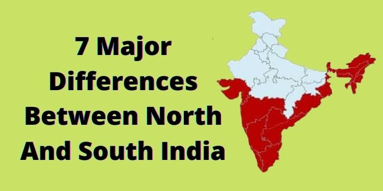 North And South India