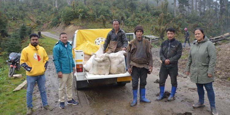 ICAR-NRC on Yak) at Dirang in Arunachal Pradesh