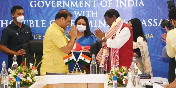 Assam CM Himanta Biswa