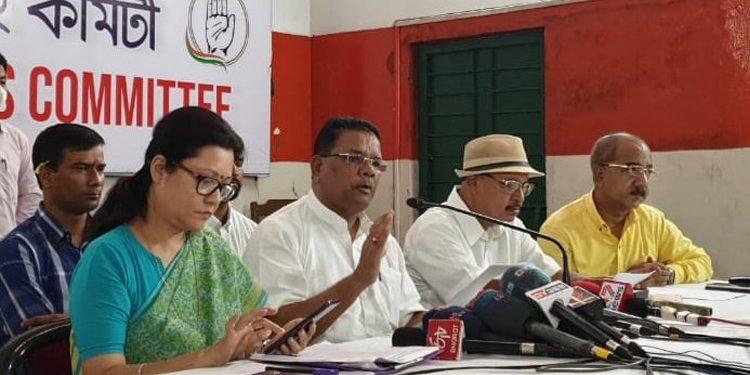 Assam Congress Ripun Bora