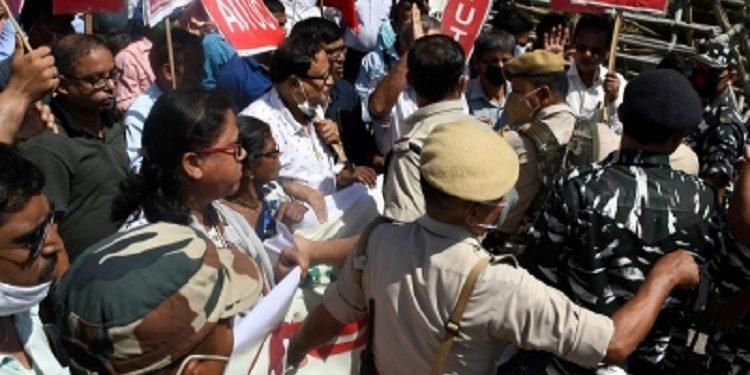 Bharat Bandh evokes mixed response in Northeast 1