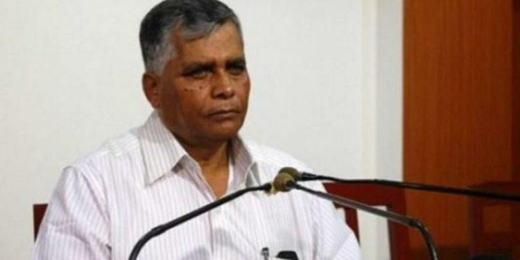 CPI (M) leader Gautam Das