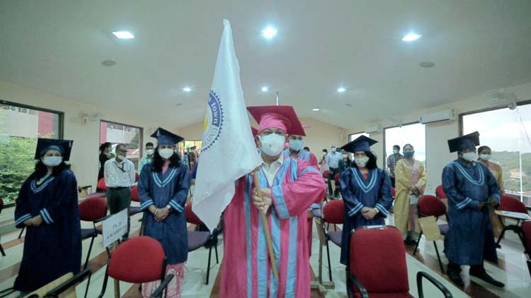 Assam down town University hosts 8th Convocation 4
