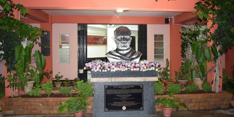 Meghalaya: Women's College in Shillong remembers social reformer Ishwar Chandra Vidyasagar 1