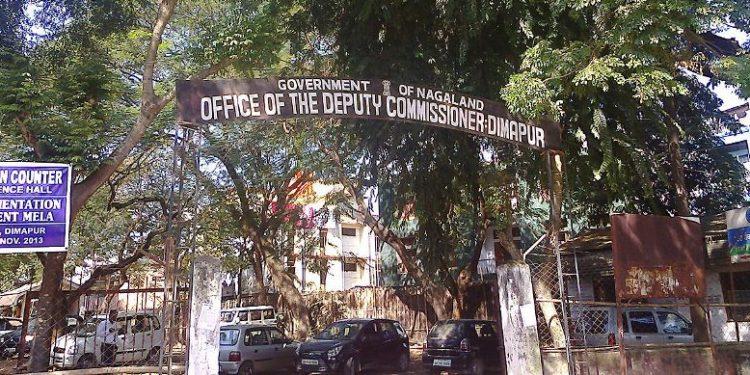 Nagaland: Dimapur citizens' group opposes shifting of DC office to Chumukedima 1