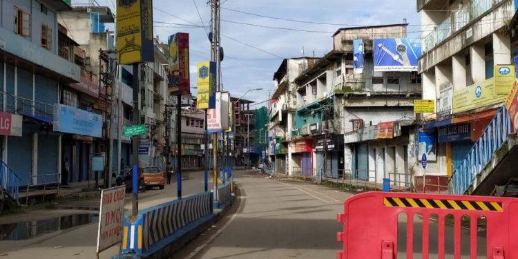 Nagaland: Lockdown in Dimapur extended till September 16 1