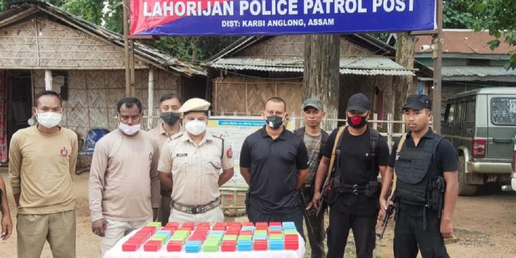 'War on Drugs': Heroin worth around Rs 4 crore recovered in Assam's Karbi Anglong district 1