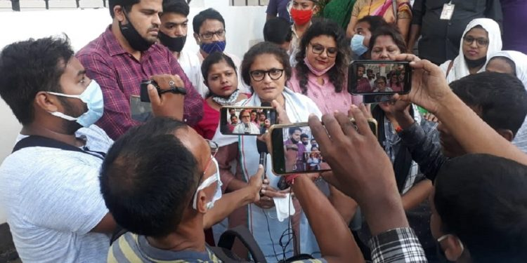 People in Tripura want TMC to grow in state, claims Sushmita Dev 1