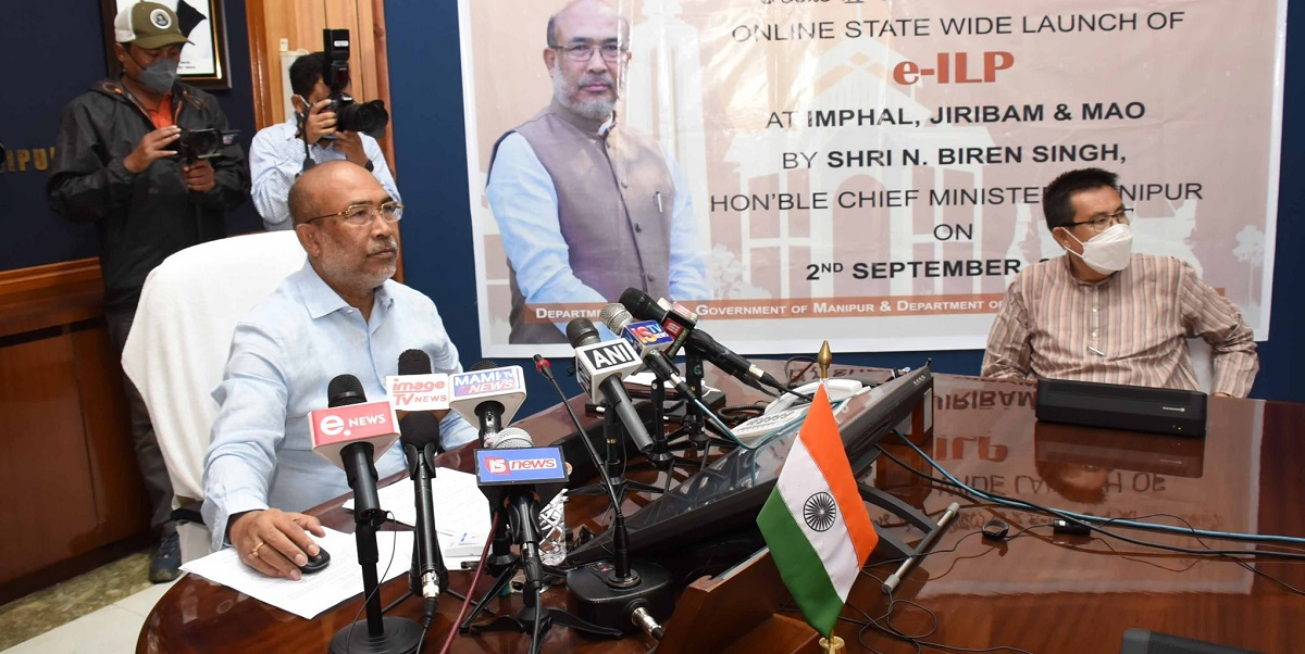Manipur government launches e-ILP tracking system in state 5