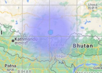 Mild earthquake jolts Himalayan state of Sikkim 2