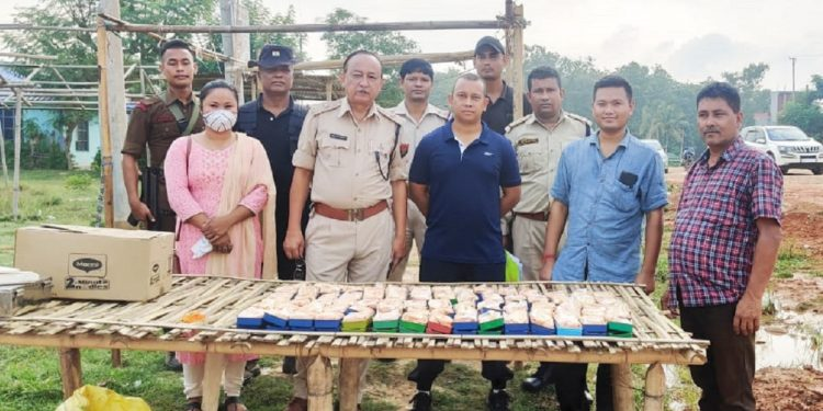 'War on Drugs': Heroin worth over Rs 8 crore seized by Assam police in Karbi Anglong 1