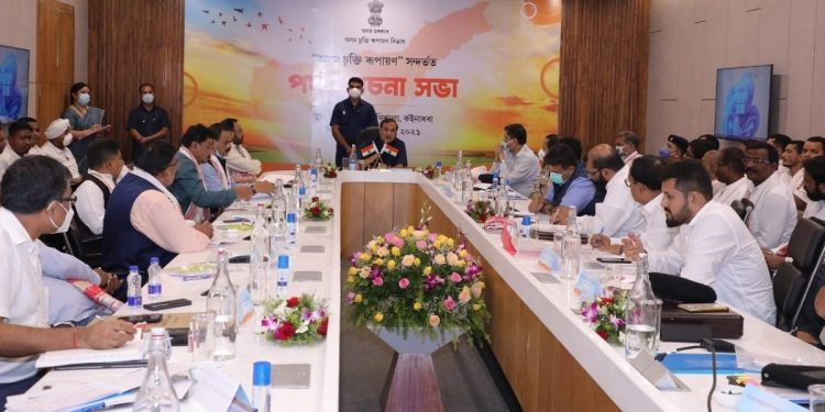 Panel to be constituted to prepare roadmap for Assam Accord implementation 1