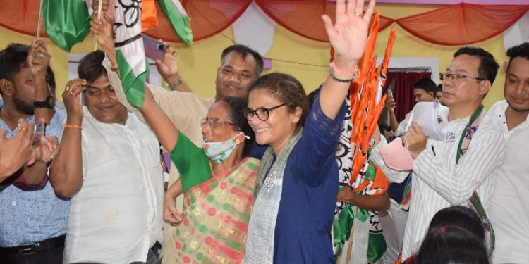Assam TMC leader Sushmita Dev to arrive in Tripura today 1