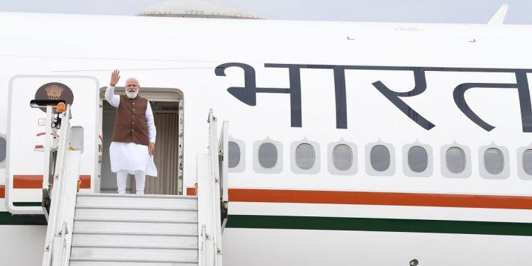 PM Modi arrives in New Delhi after 'successful' three-day US trip 1