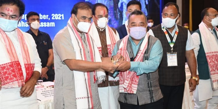 Tourism and culture ministers' conference of Northeast begins in Guwahati 1