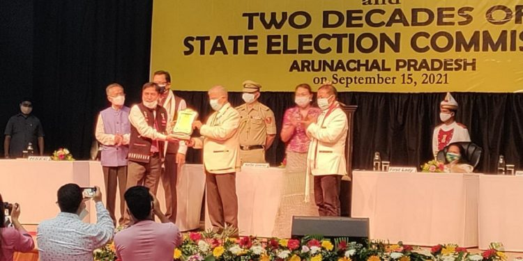 Arunachal Pradesh's Longding district wins 'Democracy Award' for holding 'fairest' elections 1