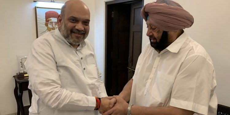 Ex-Punjab CM Amrinder Singh to join BJP? Day after meeting Amit Shah, Captain meets NSA Ajit Doval 1