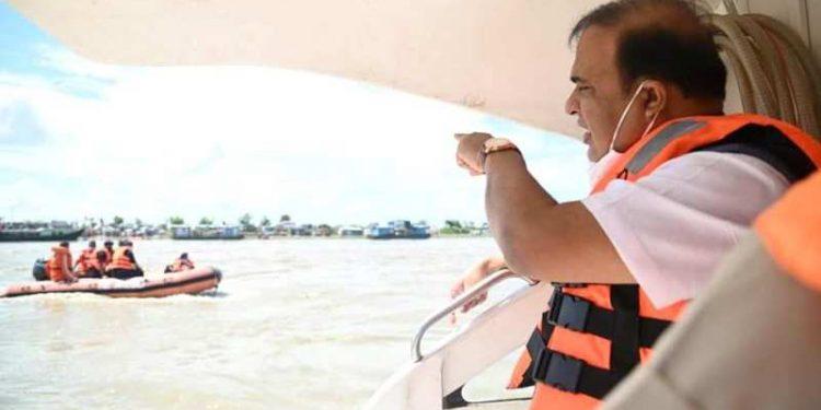 Assam CM Himanta Biswa Sarma asks police to file criminal case in Brahmaputra boat capsize 1