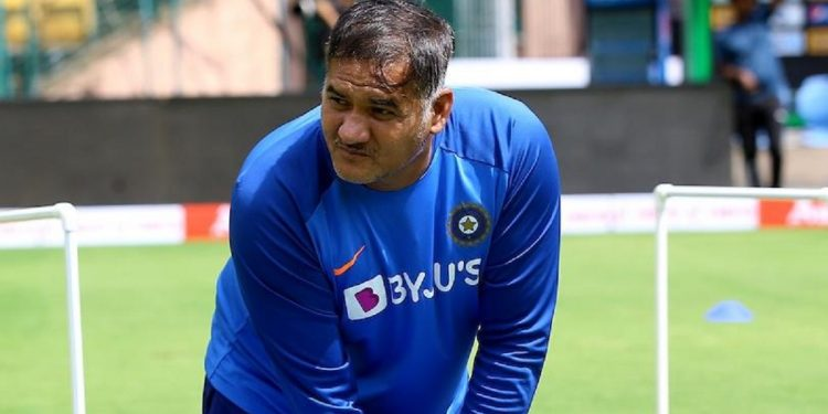 Physio of Indian cricket team tests COVID-19 positive 1