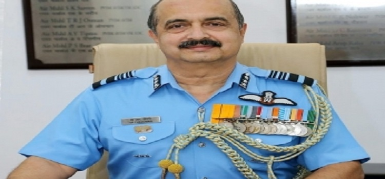 Air Marshal Vivek Ram Chaudhari is next Indian Air Force chief 1
