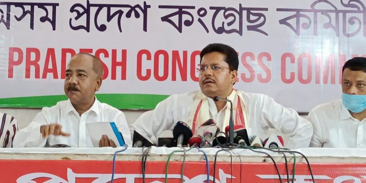Majuli boat tragedy: BJP cares only about votes, says Assam Congress chief Bhupen Borah 1