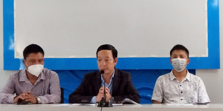 Mizoram Congress demands sacking of state's health minister R Lalthangliana 1
