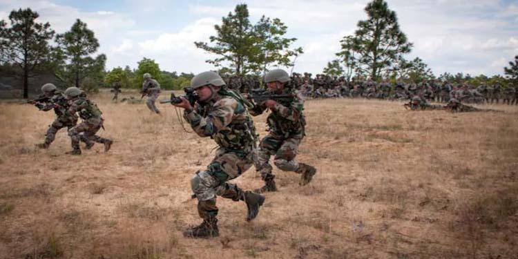 India-Nepal Army