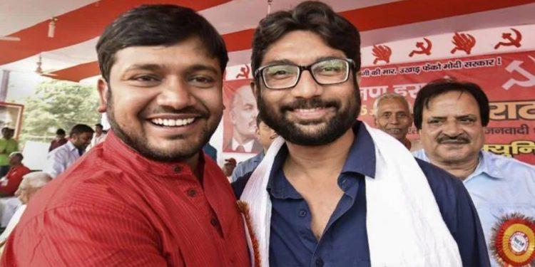 Kanhaiya Kumar & Jignesh Mevani join Congress in Delhi 1