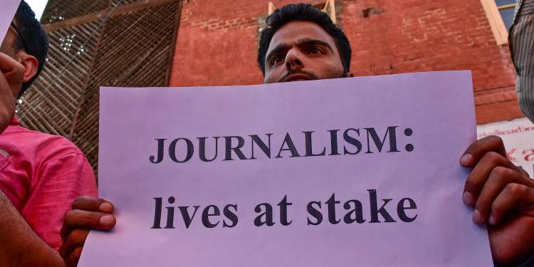 IJU condemns harassment of 4 Kashmiri journalists 1