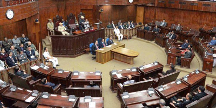 Mizoram Assembly session adjourned sine die 1