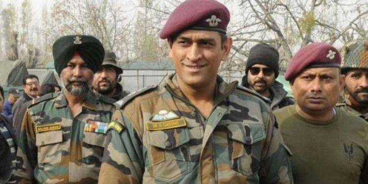 MS Dhoni named in 15-member defence ministry panel on NCC 1