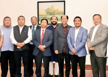 Nagaland Assembly members