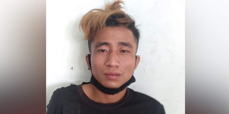 Myanmar youth killer