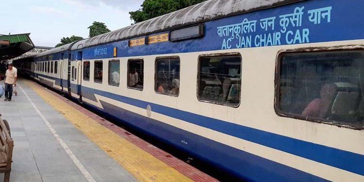 NF Railway Guwahati-Janshatabdi