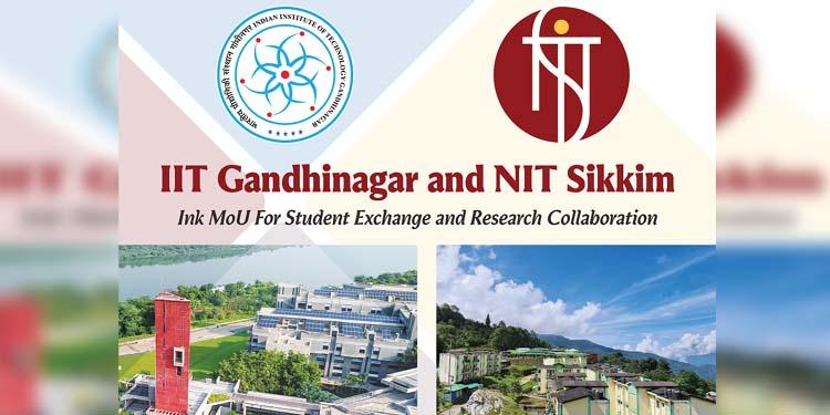 IIT Gandhinagar and NIT Sikkim