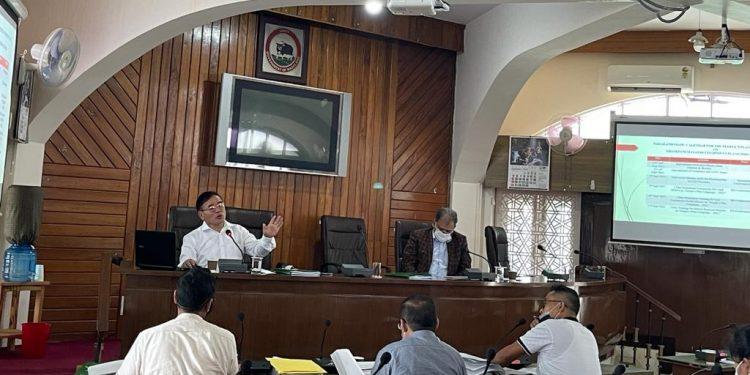 Nagaland set to launch Gram Panchayat Development Plan 2022-23 1