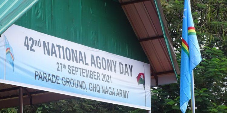 Nagaland: NSCN (IM) observes 'Naga Agony Day' 1