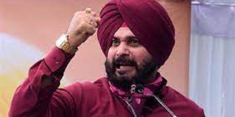 Navjot Singh Sidhu resigns as Punjab Congress president 1